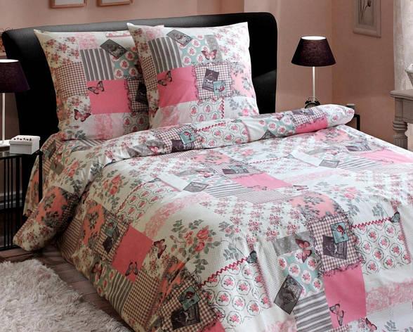 Постельное бельё двухспальное 180*220 хлопок (5311) TM KRISPOL Украина, фото 2