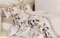 Постельное бельё двухспальное 180*220 хлопок (5312) TM KRISPOL Украина