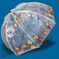 Зонт детский прозрачный трость Zest (Англия)