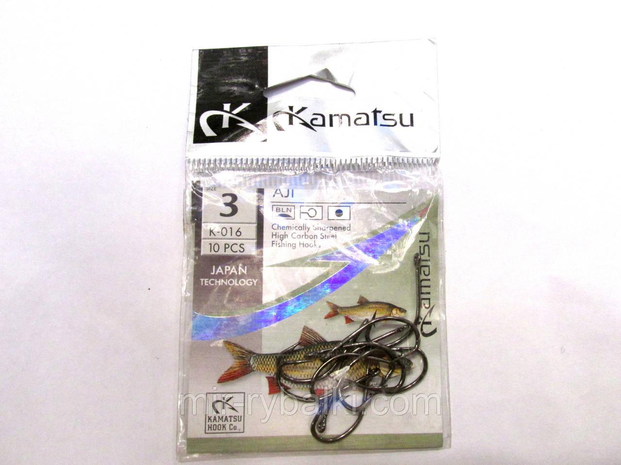 Крючки Kamatsu AJI3