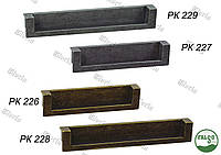 Ручки  мебельные РК 226- РК 229