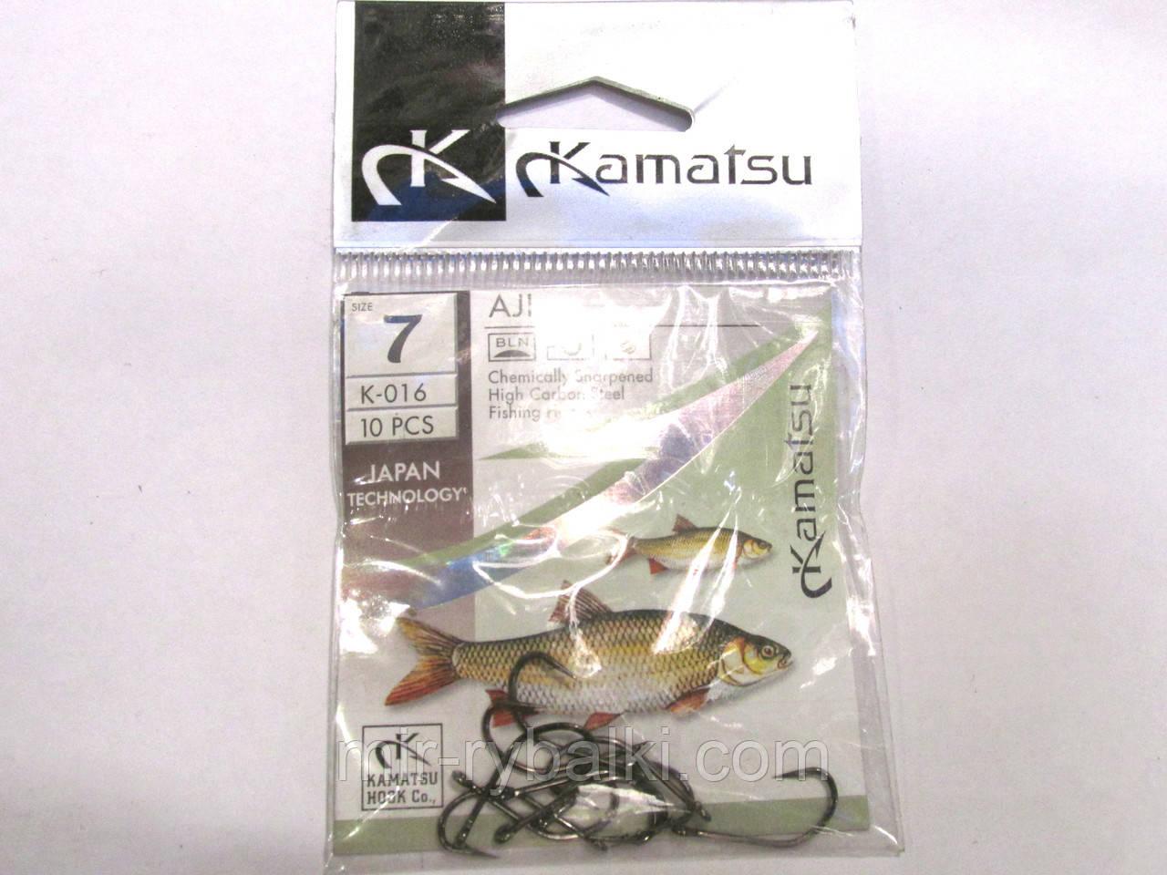 Крючки Kamatsu AJI 7