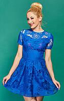 Коктейльное молодёжное платье Лика