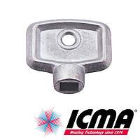 Icma 718 ключ металлический для крана Маевского