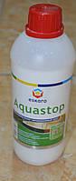 Укрепляющая,  антиплесневая, водо-дисперсионная грунтовка концентрат 1: 3 Aquastop Bio Eskaro 0,5 л