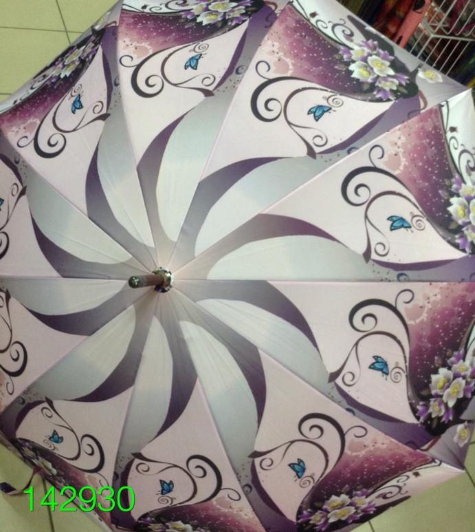"""Зонт трость, """"Banders"""", 10 спиц, №580. Цена розницы 260 гривен."""