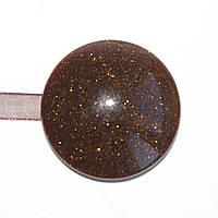 Декоративный магнит подхват для штор и тюлей на ленте К 76