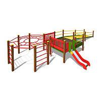 Комплекс для детей с ограничеными физическими возмозностями