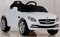 Детский электромобиль Mercedes-Benz SLK (черный) Rastar