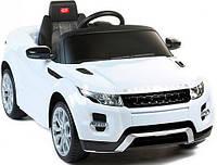 Детский электромобиль Range Rover Evoque (белый) Rastar
