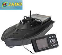 Кораблик для рыбалки и завоза прикормки Jabo 2BD-20AH - модель 2018 г. - Задний ход