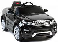 Детский электромобиль Range Rover Evoque (черный) Rastar