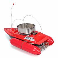 Торнадо 5 - Tornado Прикормочный кораблик для рыбалки и завоза прикормки