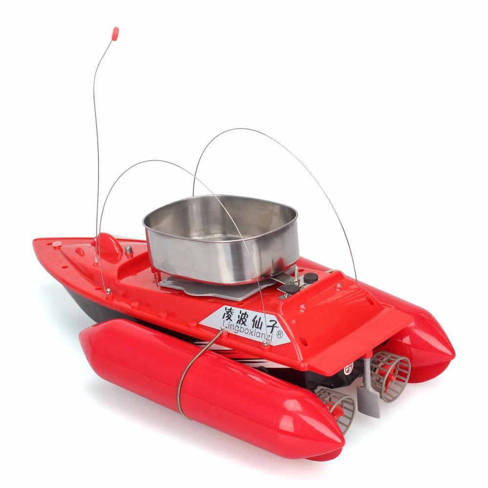 кораблик для прикормки рыбалки