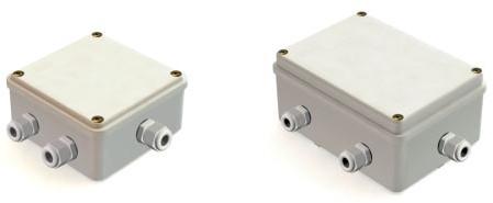 Новинка! Крупногабаритные монтажные коробки IP44 и IP55.