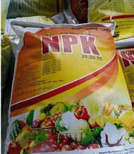 Комплексные удобрения NPK