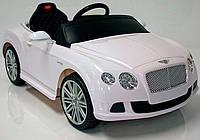 Детский электромобиль Bentley GTC (белый) Rastar