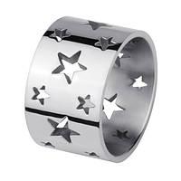 Женское кольцо звездочки New collection