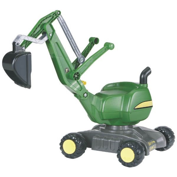 Каталка экскаватор Digger John DeereRolly toys 421022