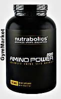 Аминокислоты NutraBolics  Amino Power 2000, 325 tabs