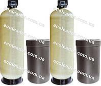Умягчитель беспрерывного действия EL FS 3072 RX2 Duplex