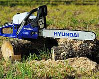 Hyundai X-560 (4,1 к.с.) бензопила