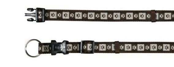 """Ошейник для собаки Trixie (Трикси)  """"Modern Art"""" 22-35 см / 15 мм"""