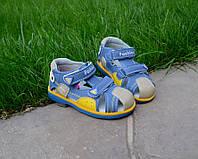 Детская обувь босоножки на мальчика