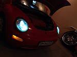 НАШИ РАБОТЫ: Установка ксенона в VW New Beetle