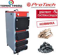 Твердотопливный котел ProTech ТТ - 50 Smart MW, 6 мм с БЕСПЛАТНОЙ ДОСТАВКОЙ