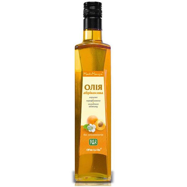 Абрикосовое масло 0,2л.