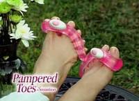 Массажер для пальцев ног Pampered Toes Sensation (Пэмперд Тус), фото 1