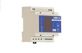 Многофункциональный измерительный модуль 3-фазной сети SMM-33
