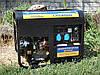 Бензиновий генератор Sadko GPS-8000E (6,5 кВт)