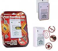 Электронный отпугиватель тараканов грызунов насекомых РИДДЭКС (RIDDEX Pest Repelling Aid), фото 1