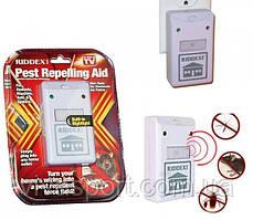 Електронний відлякувач тарганів гризунів комах РИДДЭКС (RIDDEX Pest Repelling Aid)
