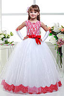 Выпускное нарядное платье для девочки D827, фото 1