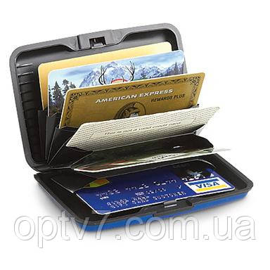 Кошелек Security Credit Card Wallet