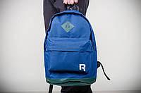 Стильный рюкзак спортивный\городской Reebok Синий