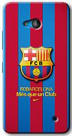 Чехол для Microsoft (Nokia) Lumia 640 (Barcelona)