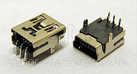 Разъем мини usb 5 pin гнездо коннектор питания