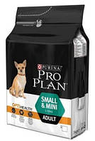 Purina Pro Plan Small Adult с курицей 3 кг