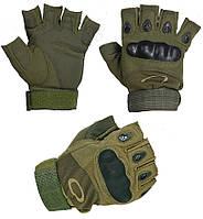 Перчатки OAKLEY (Окли) беспалые., фото 1