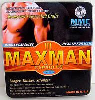 Капсулы для повышения потенции MAXMAN