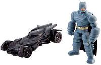 Игровые фигурки Mattel Бетмен против Супермена с транспортом в асс. (DJH27)
