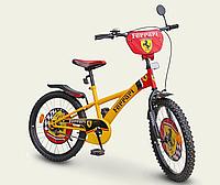 """Детский велосипед """"18"""" Ferrari"""
