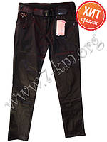 Атласные брюки для мальчика и девочек