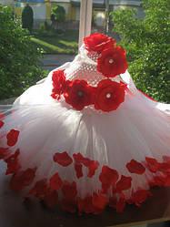 Фатиновые юбки и платья под заказ собственного производства