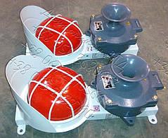 ПС-1 v4 пост сигнальный с ревуном РВП