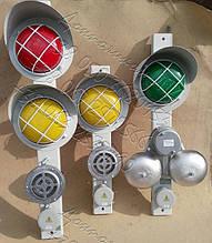 ПС-2 v3 - пост сигнальный с сиреной СС1